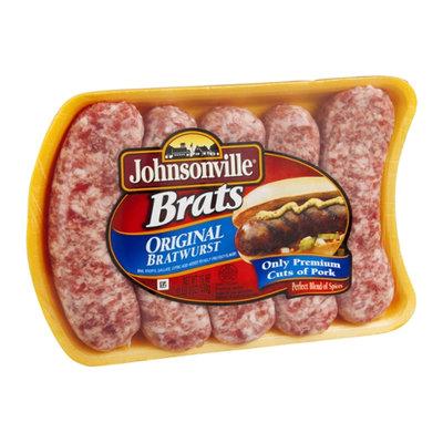 Johnsonville Brats Bratwurst Orginal - 5 CT