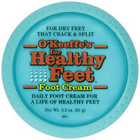O'Keeffe's O'Keeffe Healthy Feet Cream 3.2oz Jar, 4 Pack by OKEEFFE'S