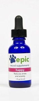 Happy Epic Pet Health 1 fl oz Dropper