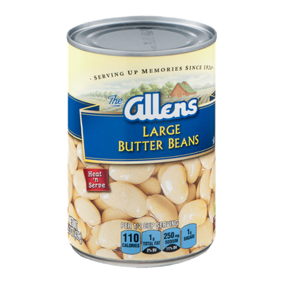 The Allens Large Butter Beans