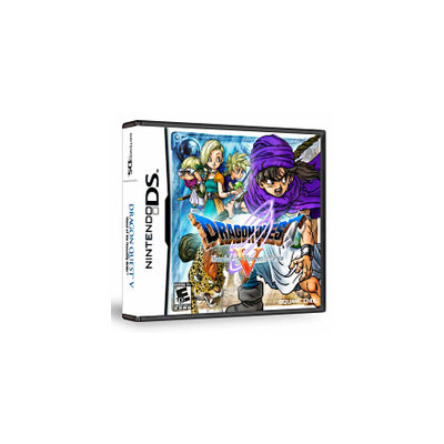 Square Enix Dragon Quest V: Hand of the Heavenly Bride