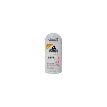 Adidas 24 Hr Cotton Tech Pure Powder Women Deodorant - 2.6 Oz 2-PACK