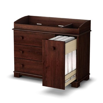 South Shore Precious collection Changing Table Royal Cherry