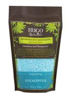 Hugo Naturals Effervescent Bath Salts Invigorating Eucalyptus 14 oz