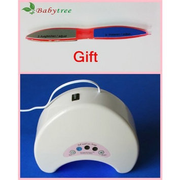 Babytree Professional Led Lamp for Gel Nail Cure Shellac Harmony Gel Polish with small surprise gifts