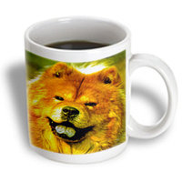 Recaro North 3dRose - Dogs Chow Chow - Chow Chow - 11 oz mug