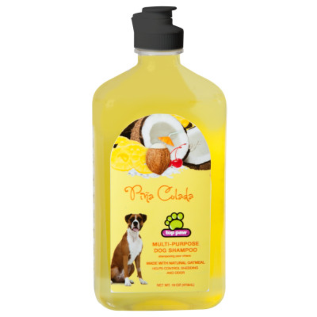 Top Paw Pina Colada Dog Shampoo