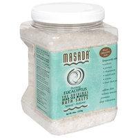 Masada Bath Salts, Purifying Eucalyptus, Dead Sea Mineral, 64 Ounces (1.814 kg)
