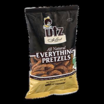 Utz Select Everything Pretzels