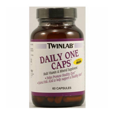 Twinlab Daily One Caps without Iron 60 Capsules