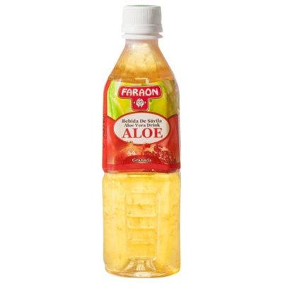 Faraon Pomegranate Aloe Vera Drink 16.9 oz