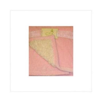 Pem America Micro Mink/Sherpa Reverse Crib Throw Blanket