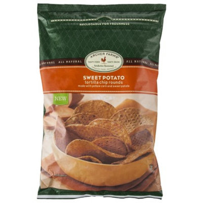 Archer Farms Sweet Potato Tortilla Chips 14 oz