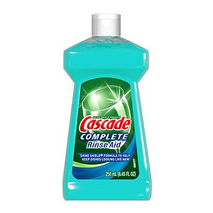 Cascade Complete Rinse Aid