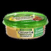 Cedar's Hommus Garden Vegetable