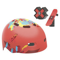 Bell XGames Child Recon Helmet Pack - Red
