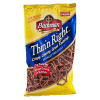 Bachman Thin 'n Right Baked Pretzels
