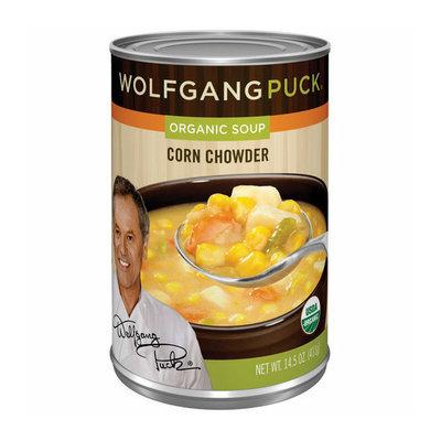 Wolfgang Puck Corn Chowder Organic Soup