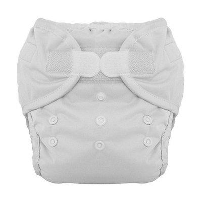 Thirsties Duo Diaper Set - White Size One