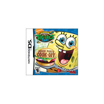 THQ Spongebob vs the Big One: Beach Party Cook - Off
