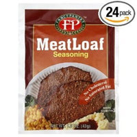 Fancy Pantry Meat Loaf Seasoning Mix, 1.5-Ounce (Pack of 24)