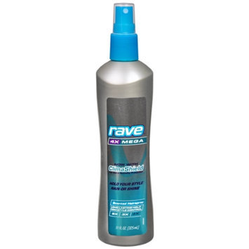 Rave 4X Mega Non Aerosol Hairspray