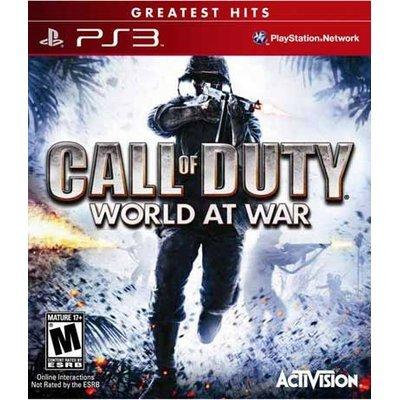 Activision, Inc. Call of Duty: World at War (PlayStation 3)