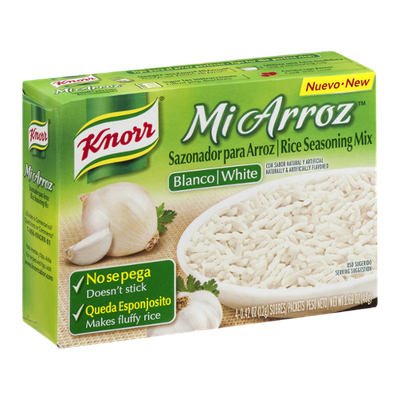 Knorr® White Rice Seasong Mix Mi Arroz
