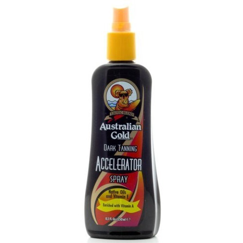 Australian Gold Dark Tanning Accelerator Spray 8.5 oz.