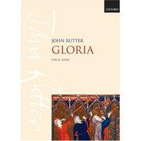 Gloria: Vocal score