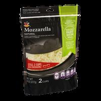 Ahold Mozzarella Part Skim Milk Finely Shredded