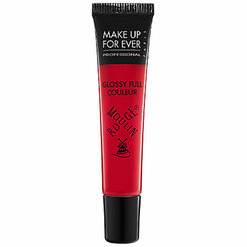 MAKE UP FOR EVER Glossy Full Couleur 43 Moulin Rouge 0.33 oz