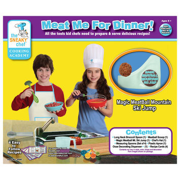 Sneaky Chef 'Meat Me For Dinner' Cooking Set