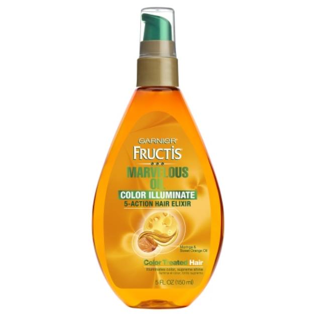 Garnier Fructis Marvelous Oil Color Illuminate