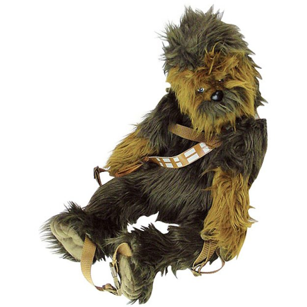 Comic Images Backpack Buddies Chewbacca Ages 3+