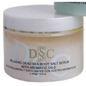 DEEP SEA COSMETICS BODY SKIN CARE Deep Sea Cosmetics Dead Sea Relaxing Body Scrub