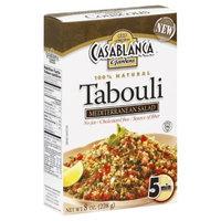 Casablanca Whole Wheat, Tabouli, Garden, 8-Ounce (Pack of 6)