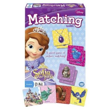 Disney Sofia Matching Game