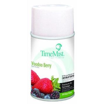 TimeMist 332965 VooDoo Berry Premium Refill Metered Air Freshener (Case of 12)