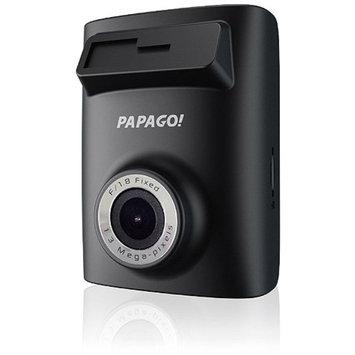 Papago GoSafe 110 Dashcam - 720p, 1.3MP, 126 View, Angle(FOV), 3 Axial G Senser, 1280x 720, 30FPS, HDMI 1.3, USB 2.0 -