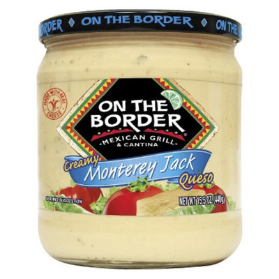 On the Border OTB MJ QUESO ONTHEBRDRMJQUSO 15.5OZ