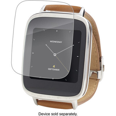ZAGG - HD Screen Protector for Asus Zenwatch Smart Watches - Clear