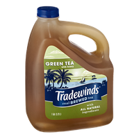 Tradewinds Green Tea with Honey Brewed Tea