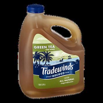 Tradewinds Green Tea with Honey Brewed Tea