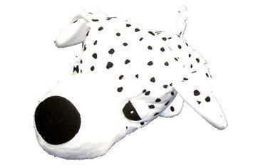 Boss Pet Fathedz Dalmation Dog Toy - Black/White