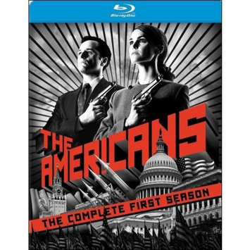 The Americans: Season One (Blu-ray) (Widescreen)