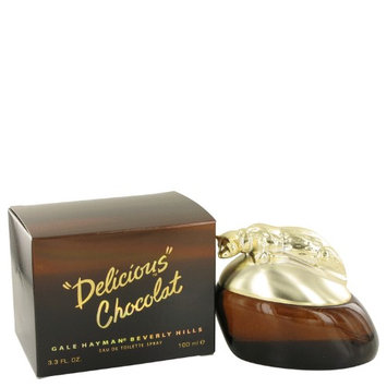 Delicious Chocolat By Gale Hayman Edt Spray 3.3 Oz Men