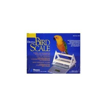Redmon Digital Bird Scale With Perch