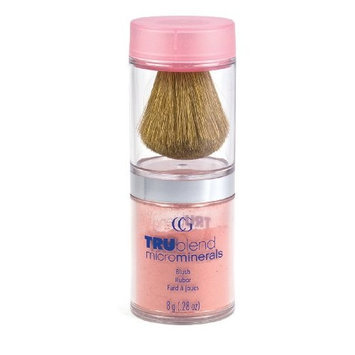 CoverGirl TruBlend Micro Minerals Blush, Natural Rose 485, 0.28-Ounce Package [Natural Rose]