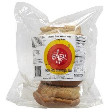 Ener-g Foods Ener-G White Rice Hamburger Buns - 10.29 oz